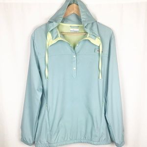 Columbia Tamiami PFG Coastal Blue Jacket